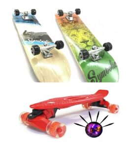 Patinetas / Skateboards